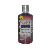 Heaven sent balanced essentials fruit punch - 32 oz