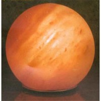 Himalayan salt crystal lights planet globe lamp by aloha bay - 1 ea