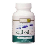 Natural dynamix krill oil dx - 60 ea