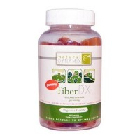 Natural dynamix adult gummy fiber dx - 80 ea
