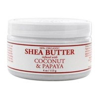 Nubian Heritage - Shea Butter Infused With Coconut and Papaya - 4 oz.