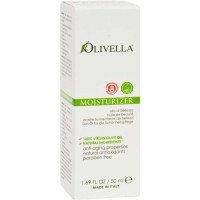 Olivella all natural virgin olive oil moisturizer - 1.69 oz
