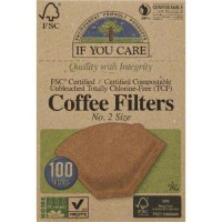 If you care 2 cone coffee filters - 100 ea