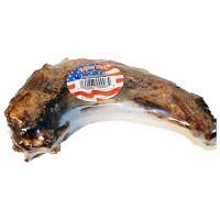 Best Buy Bones usa smoked turkey neck - medium, 20 ea