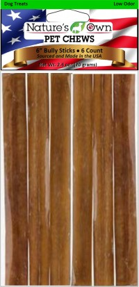 Best Buy Bones usa odor-free monster bully stick - 12 inch, 12 ea