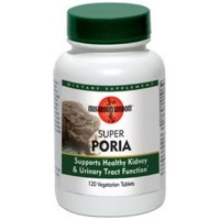 Maitake mushroom  wisdom super poria veg tablets - 120 ea