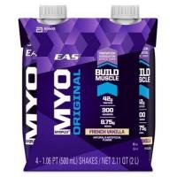 EAS myoplex original ready to drink protine shake - 3 ea, pack of 4