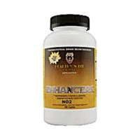 Healthy n fit nutritionals gh enhancers gh no2 capsules - 180 ea