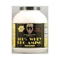 Healthy 'n Fit 100% whey pro amino vanilla - 5 lb