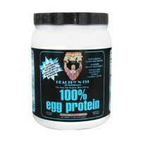 Healthy n fit egg protein heavenly chocolate - 12 oz