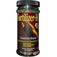 Maximum international fertilizerhis conception support - 60 ea