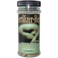 Maximum international fertilizerhers conception support - 60 ea