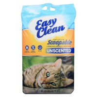 Pestell Pet - Cat easy clean clumping cat litter - 40 pound, 1 ea