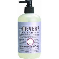 Mrs meyers hand soap lavender scent - 12.5 oz, 6 pack