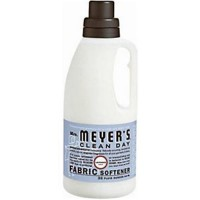 Mrs. Meyer s clean day fabric softener lavender - 32 oz , 6 pack