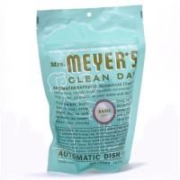 Mrs. Meyers automatic dishwasher packs basil  - 12.7 oz, 6-pack