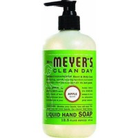Mrs meyers clean day liquid hand soap apple - 12.5 oz,6  pack