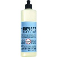 Mrs. Meyers clean day bluebell liquid dish soap - 16 oz,6 pack