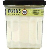 Mrs. Meyers clean day soy candle lemon verbena pack of 6 - 7.2 oz