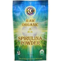Earth circle organics spirulina powder organic raw - 1 ea,4 oz