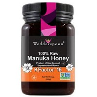 100Percentage raw manuka honey - 1 ea,17.6 oz