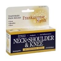 Frankincense and myrrh neck - 2 oz