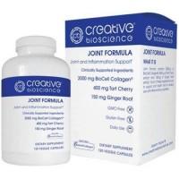 Creative bioscience joint formula dietary supplement - 120 ea