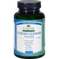 Organic science colon cleanse formula - 60 ea, 0.5 oz