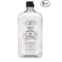 Jr watkins natural liquid dish soap  lavender  - 24 oz