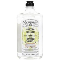 Jr watkins dish soap aloe and green tea  - 24 oz