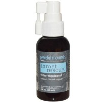 Peaceful mountain throat rescue - 2 oz