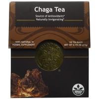 Buddha teas chaga tea organic herbs tea bags - 18 ea, 6 pack