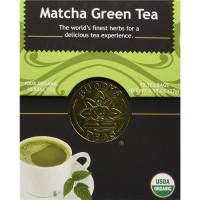 Buddha teas matcha green tea organic herbs tea bags - 18 ea, 6 pack
