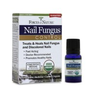 Forces of Nature Nail Fungus Control Organic Homeopathic - 0.17 oz