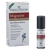 Forces of nature pain management rollerball migraine - 0.14 oz