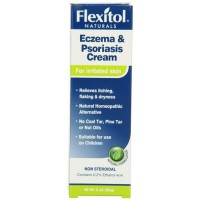 Flexitol naturals eczema and psoriasis cream - 2 oz