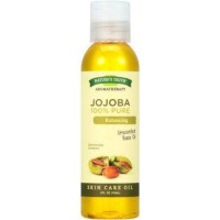 Natures truth aromatherapy 100percentage pure jojoba unscented base oil - 4 oz