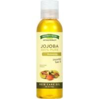 Natures truth aromatherapy 100percentage pure jojoba unscented base oil - 4 oz