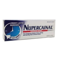 Nupercainal hemorrhoidal ointment topical analges ointment - 2 oz