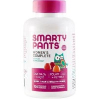 Smartypants womens complete dietary supplement gummies - 120 ea