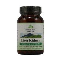 Organic india liver kidney detoxify and rejuvenate - 90 ea