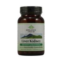 Organic india liver kidney detoxify and rejuvenate - 90 ea