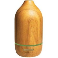 Sparoom natura natural wood ultrasonic diffuser - 1 ea