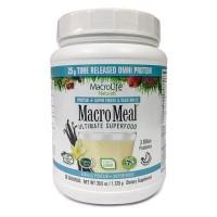 Macro life naturals meal omni vanilla - 39.5 oz