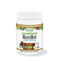 Macromeal vegan chocolate 15 serving - 23.8 oz