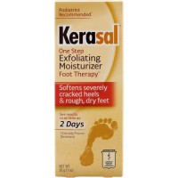 Kerasal exfoliating moisturizing foot ointment - 1oz