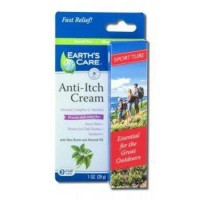 Anti itch cream earths care cream -  1 oz