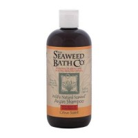 Wildly natural seaweed argan shampoo citrus the seaweed bath co. - 12.0 oz