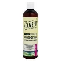 The seaweed bath co. Natural volumizing argan conditioner lavender scent - 12 oz.