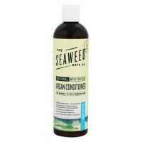 The seaweed bath co. Natural moisturizing argan conditioner unscented - 12 oz.